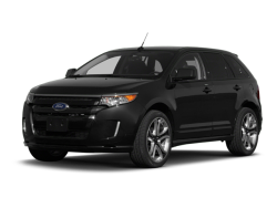 USED 2013 FORD EDGE SPORT Yankton South Dakota - Front View