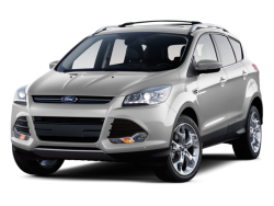 2013 FORD ESCAPE 4d Wagon SEL - Front View