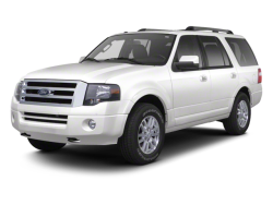 2013 FORD EXPEDITION  - Front View
