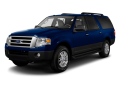 2013 FORD EXPEDITION EL  - Front View