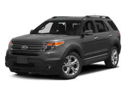 USED 2013 FORD EXPLORER LIMITED Yankton South Dakota - Front View