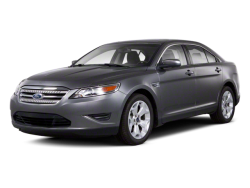 2013 FORD TAURUS  - Front View