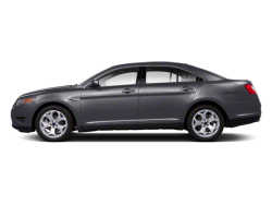 2013 FORD TAURUS  - Side View