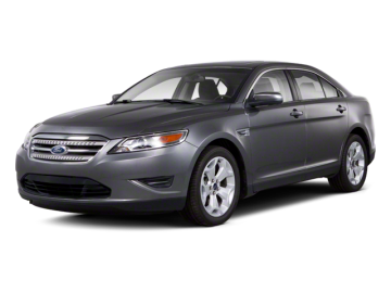 2013 FORD TAURUS LIMITED - Front View