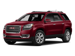 Used 2013 GMC ACADIA - Front View