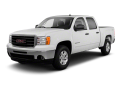 2013 GMC SIERRA 1500  - Front View