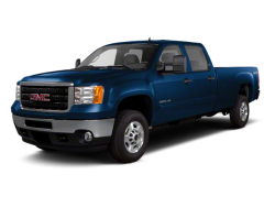 2013 GMC SIERRA 2500HD  - Front View