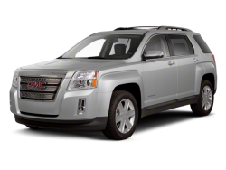 2013 GMC TERRAIN  - Front View