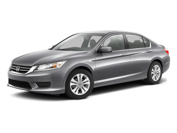 2013 HONDA ACCORD SEDAN LX - Front View