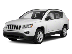2013 JEEP COMPASS  - Front View