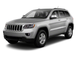 2013 JEEP GRAND CHEROKEE  - Front View