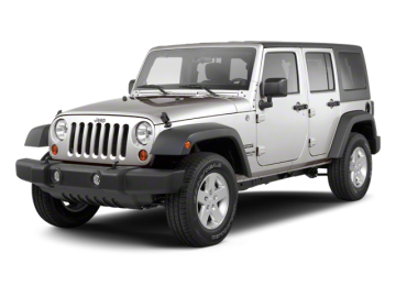 2013 JEEP WRANGLER UNLIMITED SAHARA - Front View