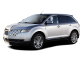 2013 LINCOLN MKX  - Front View