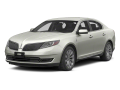 2013 LINCOLN MKS  - Front View