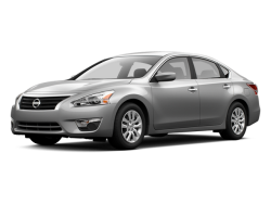 2013 NISSAN ALTIMA  - Front View