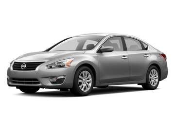 2013 NISSAN ALTIMA 2.5 - Front View