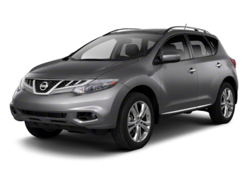2013 NISSAN MURANO  - Front View