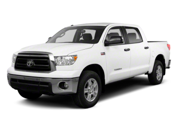 2013 TOYOTA TUNDRA  - Front View