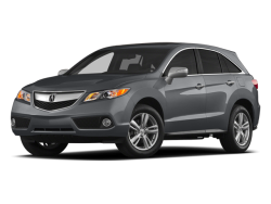 2014 ACURA RDX TECH PKG - Front View
