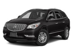 USED 2014 BUICK ENCLAVE LEATHER Mitchell South Dakota - Front View