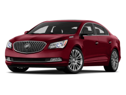 2014 BUICK LACROSSE LEATHER - Front View