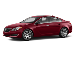 2014 BUICK REGAL  - Front View