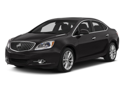 2014 BUICK VERANO  - Front View