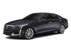 Used 2014 CADILLAC CTS PERFORMANCE AWD Marshall Minnesota - Front View
