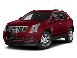 Used 2014 CADILLAC SRX LUXURY COLLECTION Marshall Minnesota - Front View
