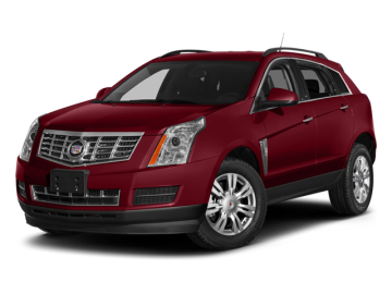 2014 CADILLAC SRX PREMIUM COLLECTION AWD - Front View