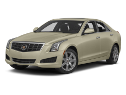 2014 CADILLAC ATS SEDAN - Front View