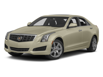 2014 CADILLAC ATS LUXURY - Front View