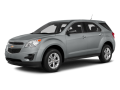 USED 2014 CHEVROLET EQUINOX LS AWD Marshalltown Iowa - Front View