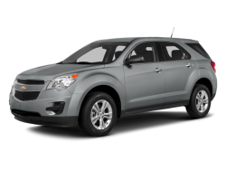 2014 CHEVROLET EQUINOX  - Front View