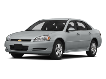 2014 CHEVROLET IMPALA LIMITED  - Front View