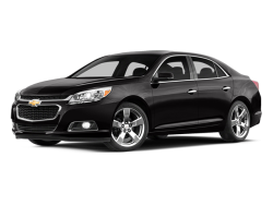 2014 CHEVROLET MALIBU  - Front View