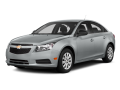 USED 2014 CHEVROLET CRUZE 1LT Marshalltown Iowa - Front View