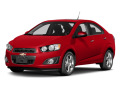 2014 CHEVROLET SONIC  - Front View