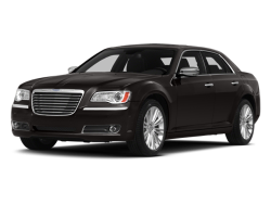 2014 CHRYSLER 300 Base - Front View