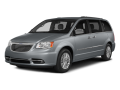 USED 2014 CHRYSLER TOWN & COUNTRY TOURING Marshalltown Iowa - Front View