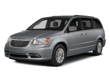 2014 CHRYSLER TOWN & COUNTRY TOURING - Front View