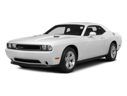 2014 DODGE CHALLENGER  - Front View