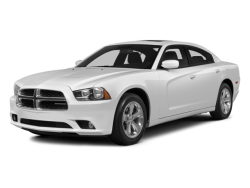 2014 DODGE CHARGER RT - Front View