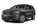 2014 DODGE DURANGO  - Front View