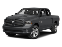 2014 RAM 1500 BIG HORN - Front View