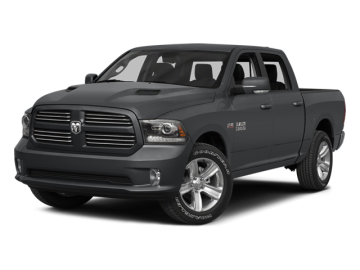 2014 RAM 1500 ST - Front View