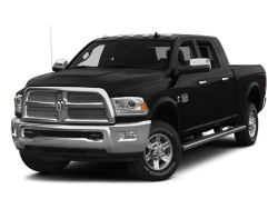 2014 RAM 2500  - Front View