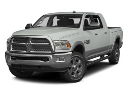 2014 RAM 3500  - Front View