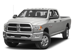2014 RAM 3500 TRADESMAN CREW CAB - Front View