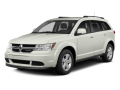2014 DODGE JOURNEY  - Front View